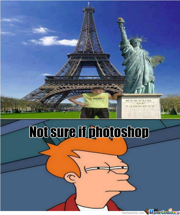 Not Sure If Photoshop