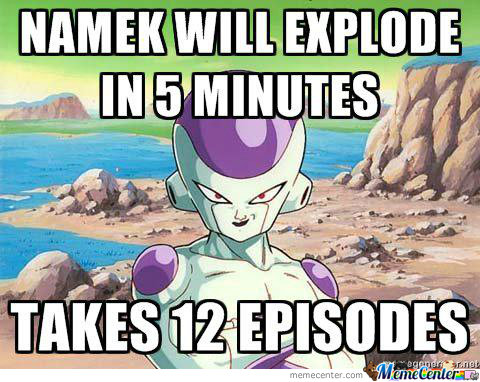 Not Sure If Scumbag Namek Or Scumbag Freezer
