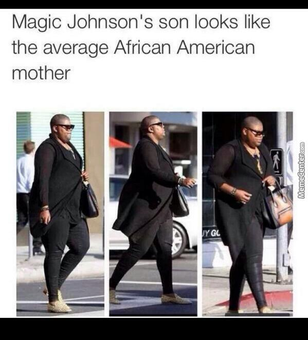 Not The African American Average