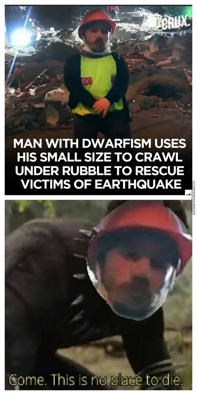 Not The Hero We Deserved But The Hero We Needed
