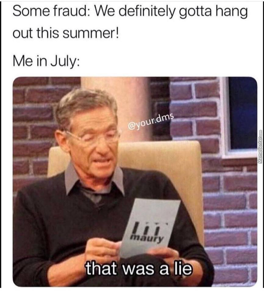 Nothing But A Classic Summer Lie