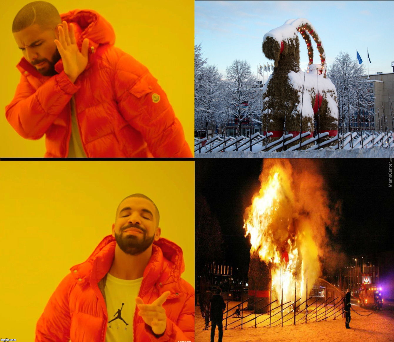 Nothing Says Christmas Likes Arson by recyclebin - Meme Center