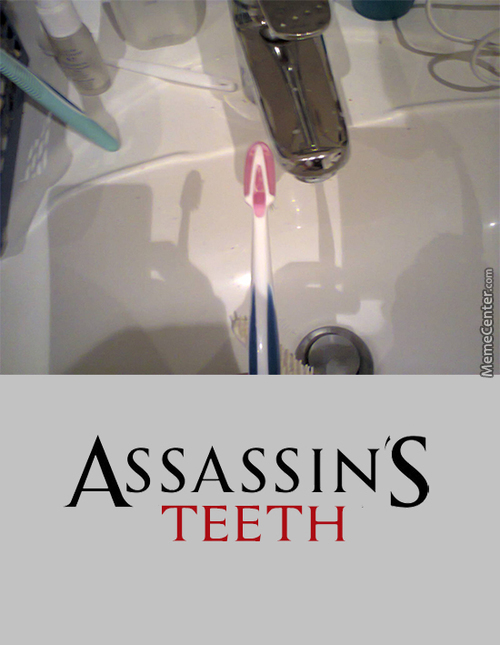 Noticed Something 'bout My Toothbrush