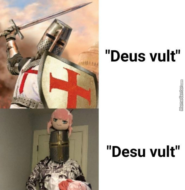 *notices Holy Land* Owo What's This?