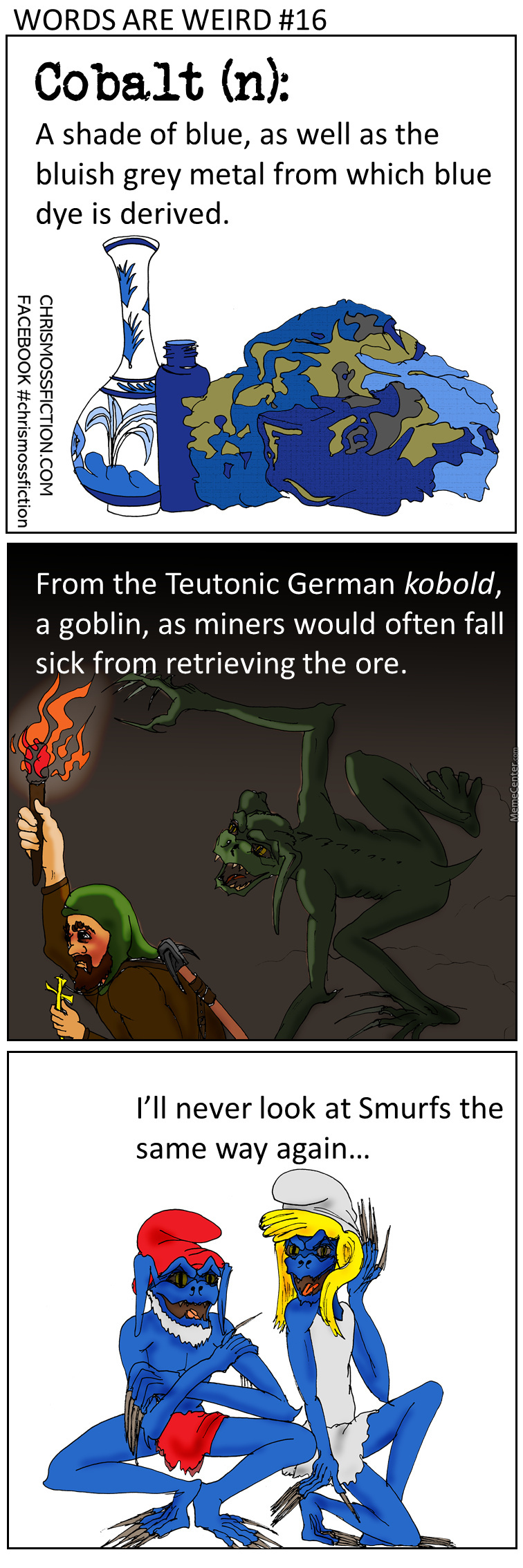 Now I Want To Hear Kobolds Sing The Smurf Song...
