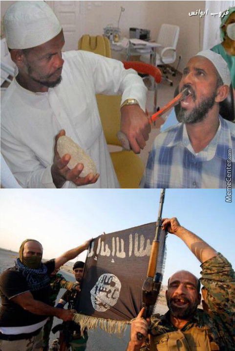 Now We Know What Happen To Him , Recruit With Isis.