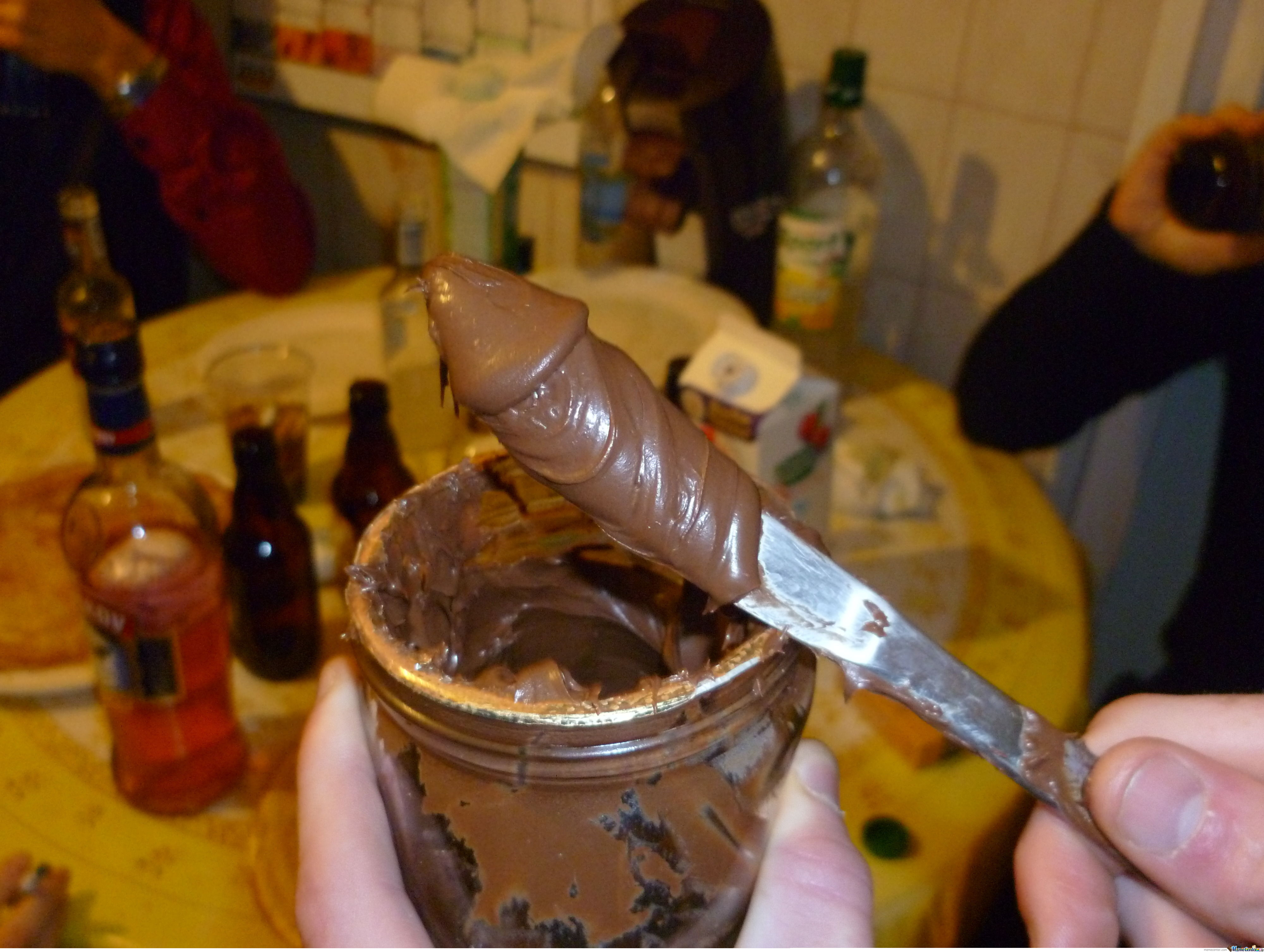 Nutella. What R U Doing. Nutella. Stahp.