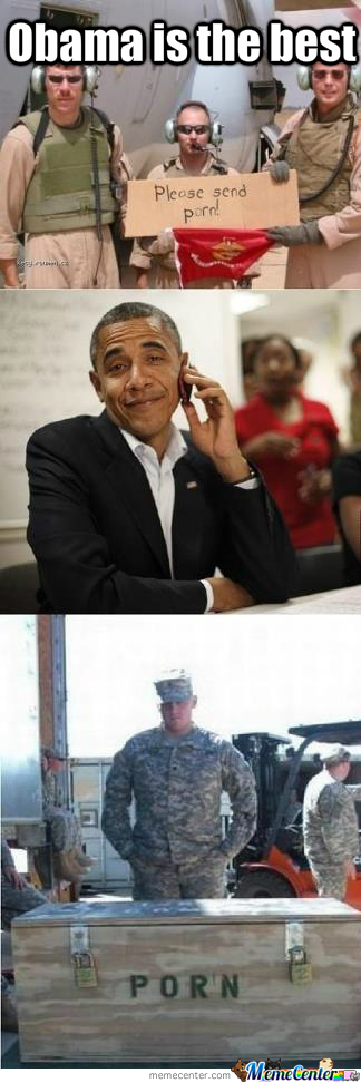 Obama Is The Best
