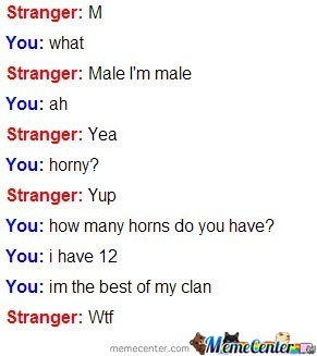 Oc; Trolling People On Omegle 2