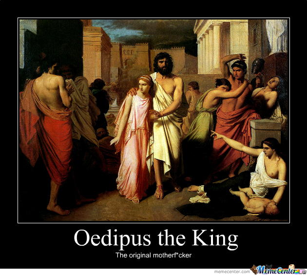 "oedipus rex your character is your Before one can analysis the character of you're blind to the corruption of your life"" (oedipus rex more about essay on the arrogance and hubris of oedipus."