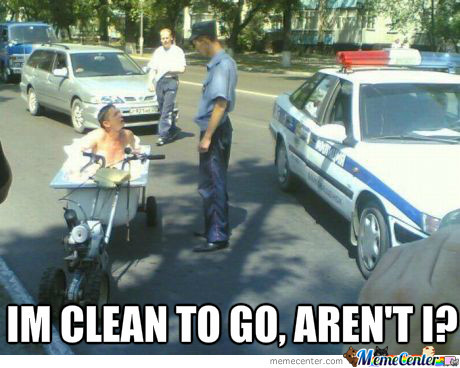 Funny Meme Pictures Clean : Of course you re clean by snajath meme center