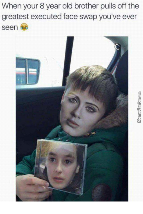 Off The Chain Face Swap