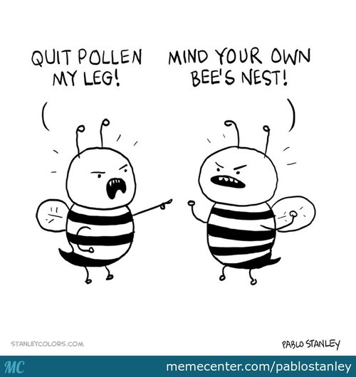 Oh, Beehave!