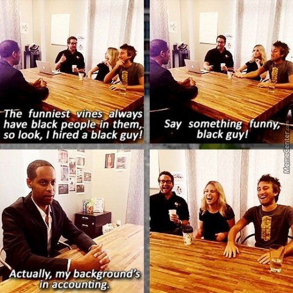 oh black guy you amp 039 re so funny_o_4596481 oh black guy, you're so funny by steven12803 meme center,Black Funny Memes To Download Now