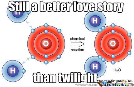 Oh Chemistry You Never Cease To Supply Me With Memes