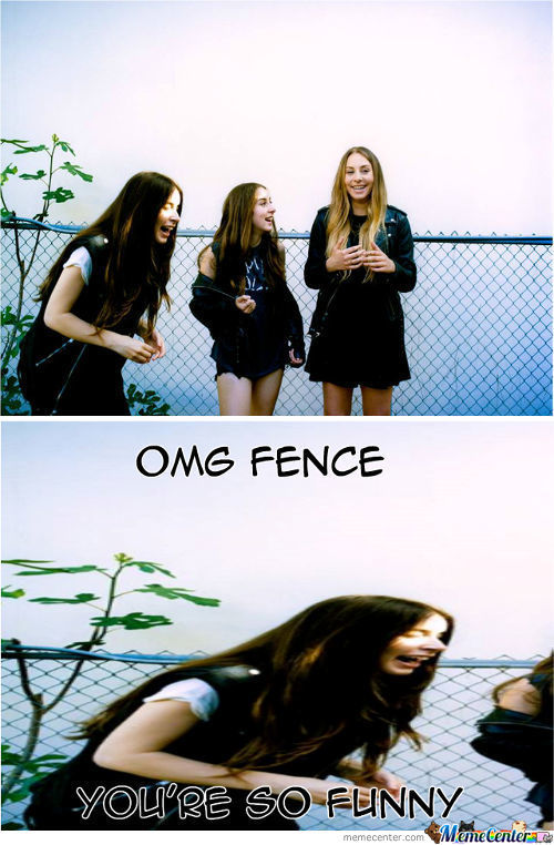 Oh Fence!