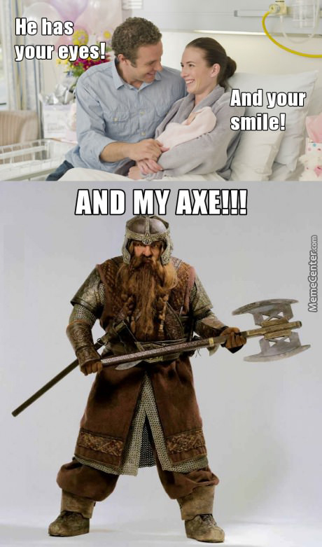 oh gimli_o_4988421 oh gimli by crawlerkngiht meme center