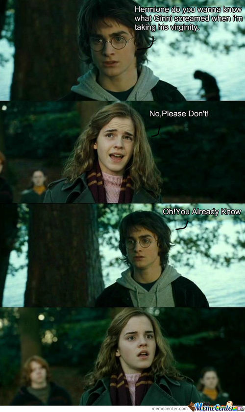 Oh! Hermione