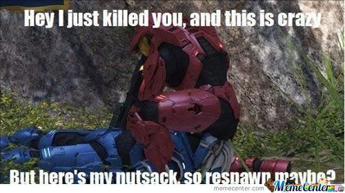 Oh Master Chief Xd