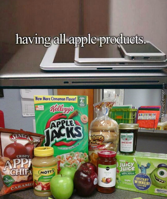 Oh My God! I Can't Wait To Buy The Newest Apple Jam!