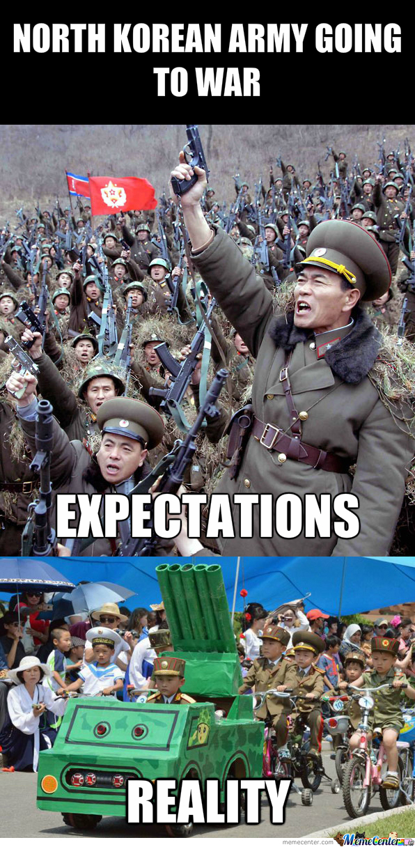 Oh N. Korea You!