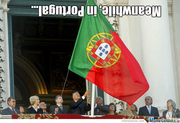 Oh, Portugal...