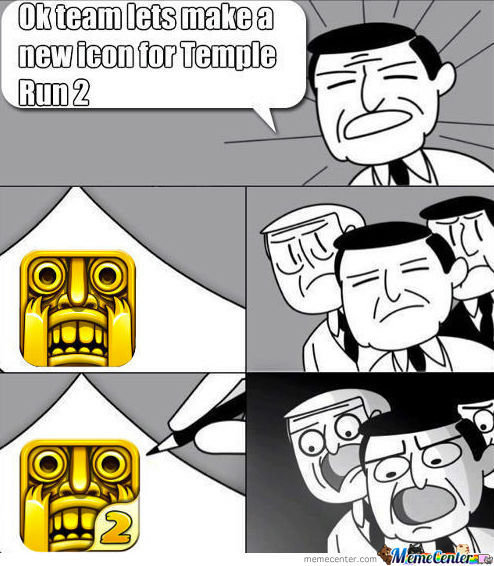 Oh Temple Run
