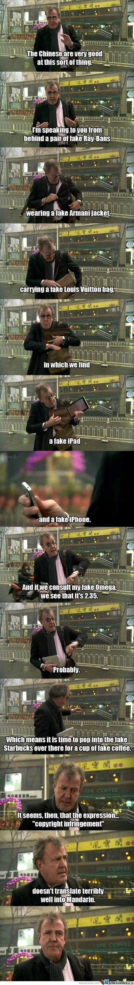 Oh That Jeremy Clarkson