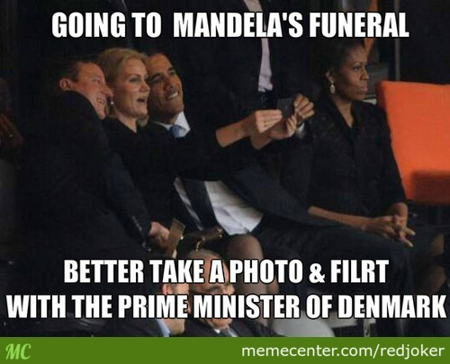 Oh They Are Having Fun At A Funeral