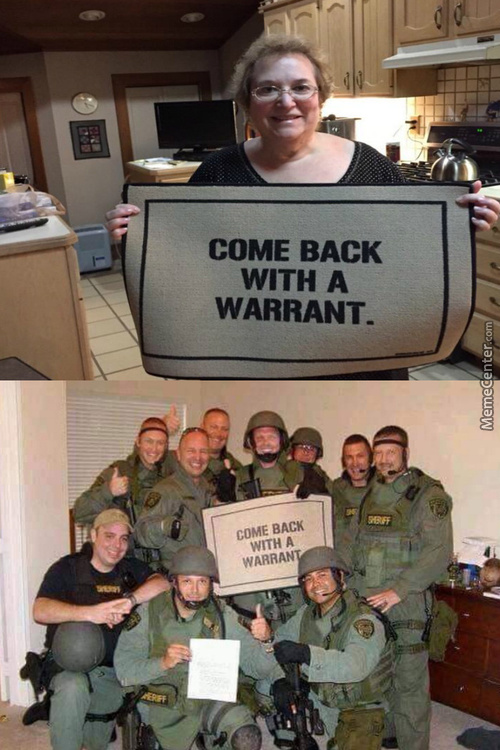 Oh, They Came Back Alright