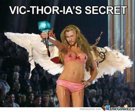 Oh Thor...