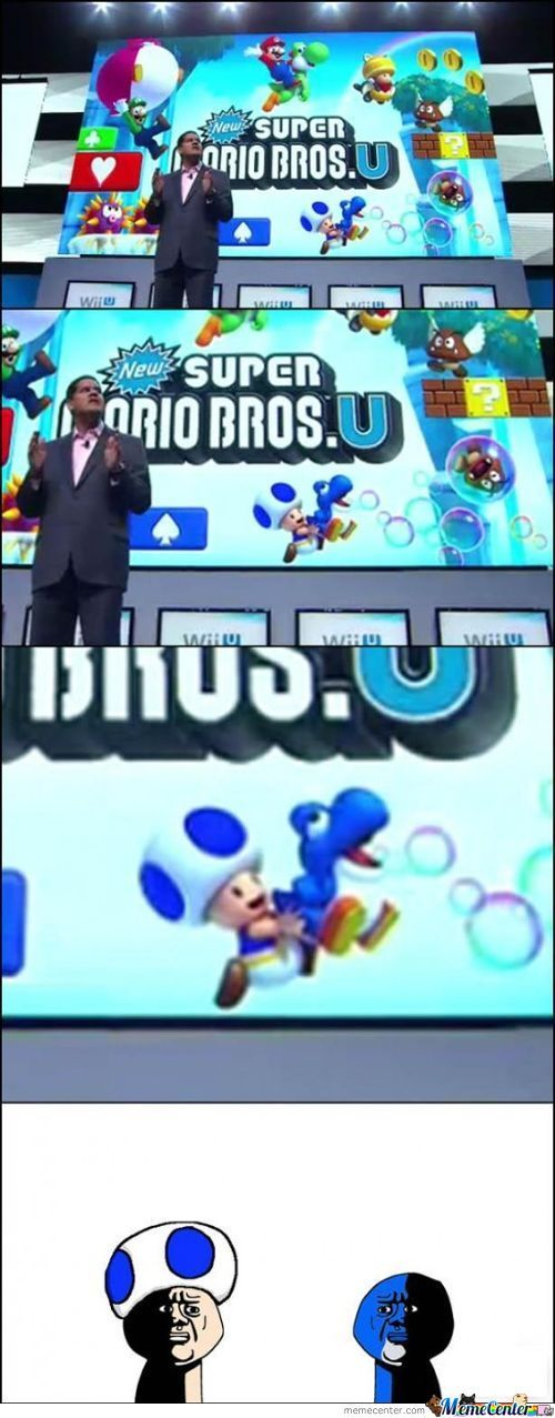 Oh Toad Why?