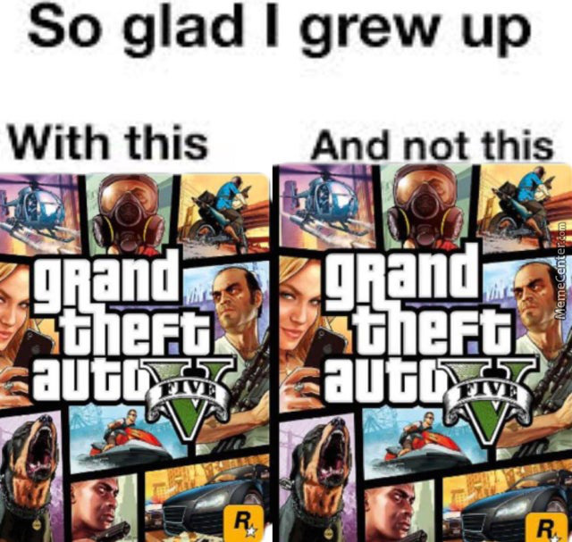Oh Wait... They Are The Same Game