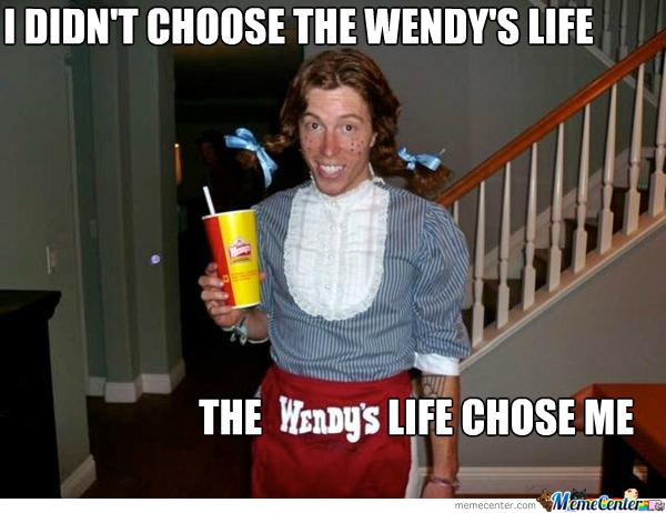 Oh Wendy's