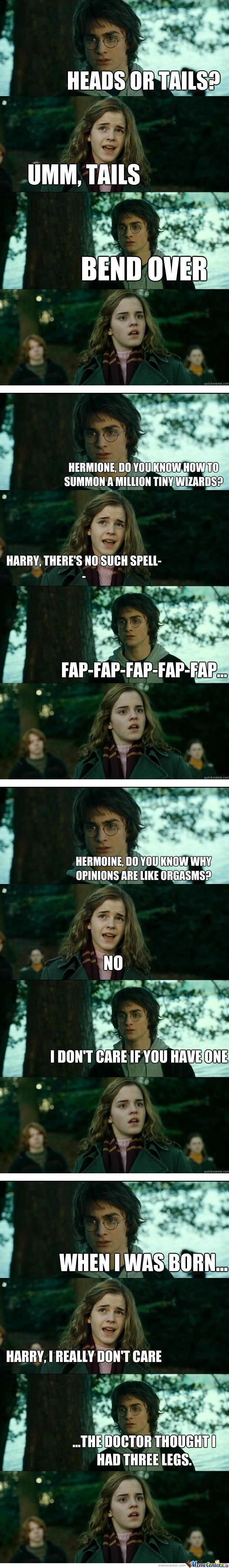 Oh You, Harry