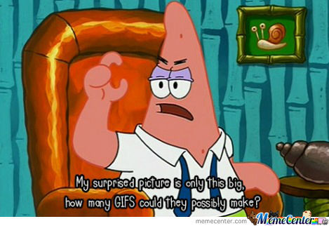 Patrick Star Memes Best Collection Of Funny Patrick Star Pictures