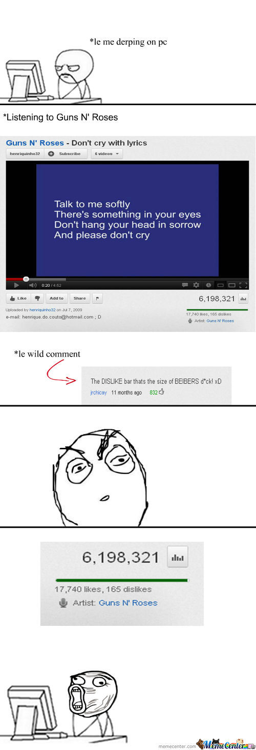 Oh Youtube!