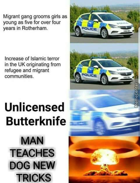 Oi Moight Wheres Yor Bloody Comedy Loicense