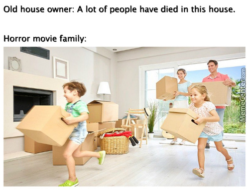 Old House Owner: Am I A Joke To You?
