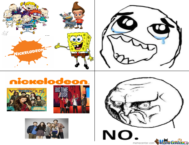 Old Nickelodeon Is Better