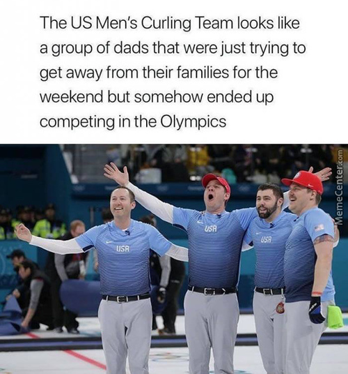 Olympics Or Barbecue?