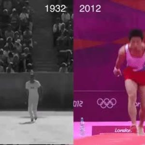 Olympics Then And Now by misteltein - Meme Center