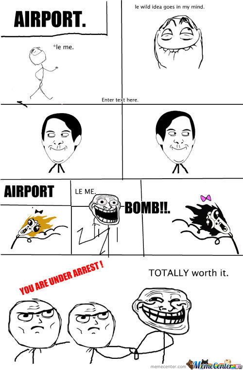 One Day In The Airport