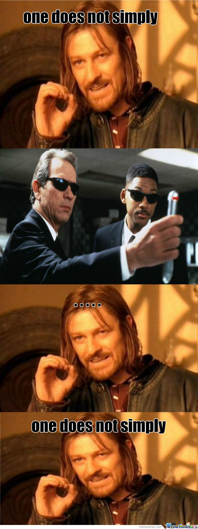 One Does Not Simply Flash One Does Not Simply