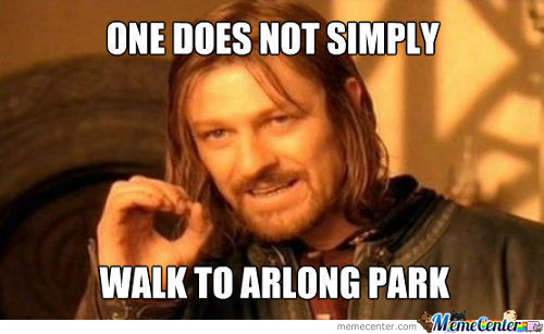 One Does Not Simply Walk To Arlong Park