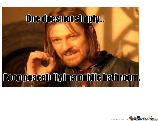 One Does Not Simply.