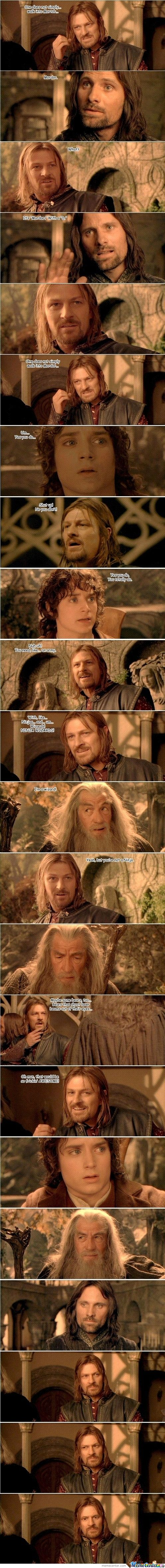One Does Not Simpy