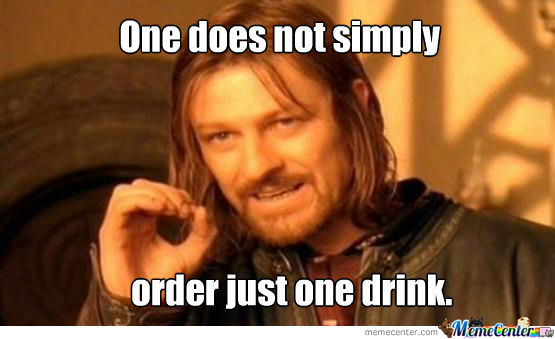 One Does Not.