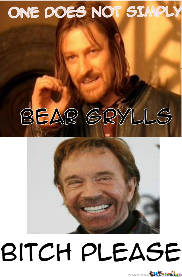 One Does Simply