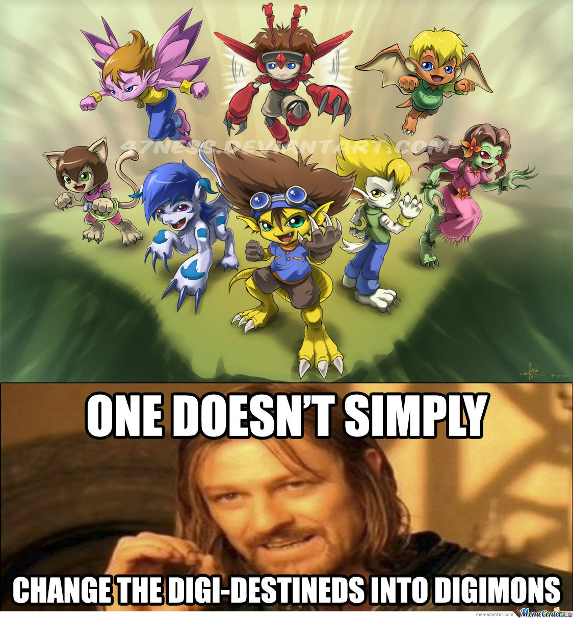 One Doesn't Simply